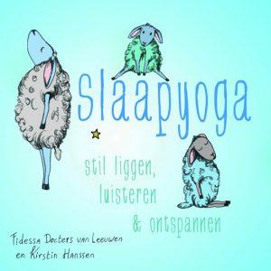 Slaapyoga door Fidessa Docters van Leeuwen en Kirstin Hanssen.