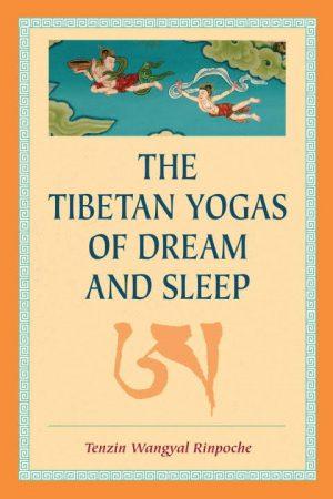 Boeken over slaapyoga. Slaapyoga en Droomyoga door Tenzin Wangyal Rinpoche